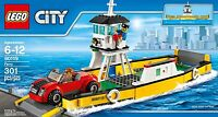 LEGO CITY Ferry #60119 Free Shipping New