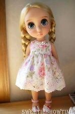 "Disney Baby doll clothes Lace Dress Princess clothing Animator's 16"" NO DOLL"