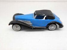 520. TOOTSIETOY TOOTSIE TOY COCHE MERCEDES 1939 METAL MODEL CAR USA MINIATURA