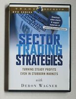 SECTOR TRADING STRATEGIES with DERON WAGNER-TURNING STEADY PROFITS