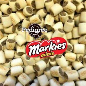 Pedigree Markies Mini Rolls Original Dog Treats Biscuits with Marrowbone