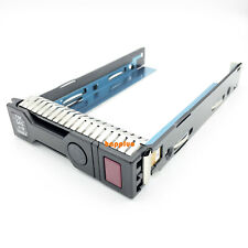 "Original 651314-001/651320-001 3.5""FOR HP Gen9 G8 Drive Caddy HDD Tray REV 3.009"