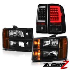 "08-14 Gmc Sierra 2500 SL Taillights Headlights Neon Tube OE Style ""Super Bright"""