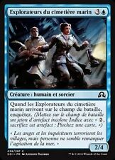 MTG Magic SOI - (x4) Drownyard Explorers/Explorateurs cimetière marin, French/VF