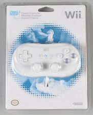 Nintendo Wii Classic Controller New Sealed OEM
