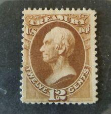 US rare TREASURY 12c Mint,  Scott O78