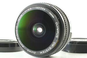 【N MINT+++】 Olympus OM System Zuiko Auto Fisheye 16mm F/3.5 From JAPAN #678