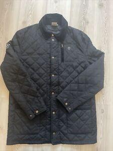 West Ham Stable Jacket XL Black Official Merchandise