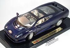 Jaguar XJ220 Coupé 1992 Modellauto Maßstab 1:18 von Maisto OVP auf Standplatte