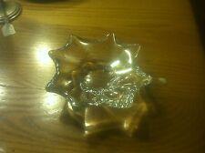 Baccarat Crystal Star Candy/nut dish