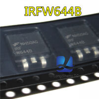 5pcs IRFW644B TO-263 250V N-Channel MOSFET