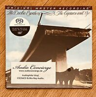 The Doobie Brothers: The Captain and Me -  MFSL Hybrid Stereo SACD (UDSACD 2042)