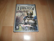 Heroes V of Might and Magic de Ubisoft para PC usado completo