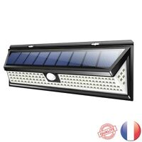 lampe à énergie solaire LED Détecteur de Mouvement Economique jardin Extérieur