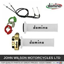 Yamaha YZF-R6 1998-2017 Domino XM2 Gold Quick Action Throttle & Cables,Grips
