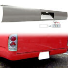 For 1995-2004 Toyota Tacoma Rear Bumper Roll Pan Wled License Plate Light