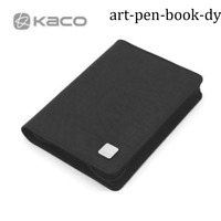 KACO SKY black pen pouch pen case bag for 10 pens