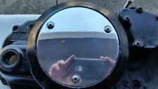 Yamaha Banshee Clutch Cover, Billet Aluminum 3D CNC Machined Mirror finish