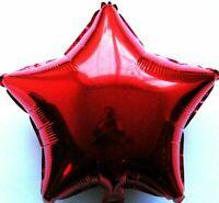 10 Pezzo Elio Palloncini Bebé Rosso Stern Matrimonio Decorazione Compleanno Dono