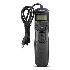 SHOOT MC-DC2 Timer Remote Shutter Release f Nikon D5100D5000D5300D3100D7000D600