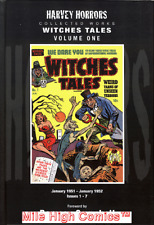 Harvey Horrors: Witches Tales Hc (2012 Series) #1 Near Mint