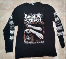 Pungent Stench shirt LS Autopsy Mcabare Brutal Truth Carcass Napalm Death Vader