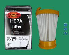 1 Eureka DCF2 61805-4 HEPA Filter Whirlwind Cyclonic Victory 4600 Upright Vacuum
