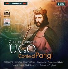 Donizetti: Ugo, conte di Parigi (CD, Nov-2013, 2 Discs, Dynamic (not USA))