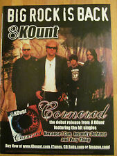 8Kount, Cornered, Full Page Promotional Ad