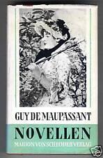 Guy de Maupassant: des nouvelles 1950