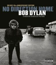 No Direction Home Bob Dylan Deluxe 10th Anniversary Edt Blu-ray 2 Disc Set NEW