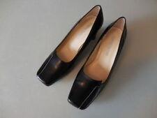 Diana Ferrari Patent Leather Pump, Classic Heels for Women