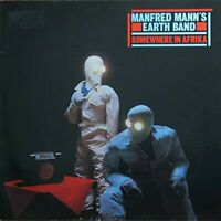 MANFRED'S EARTH BAND MANN - SOMEWHERE IN AFRICA (NEW VERSION)   CD NEU