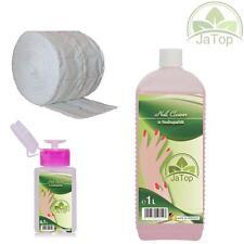 JaTop Nail Cleaner Nagelcleaner 1l Nagelstudio Qualität 500 Zelletten Dispender