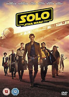 HANS SOLO A STAR WARS STORY DVD EPISODE 10 Movie 10th Film UK Release R2 NEW