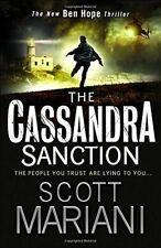The Cassandra Sanction - New Ben Hope Thriller by Scott Mariani action adventure