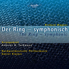 Wagner / Klajner / Nordwestdeutsche - The Ring-Symphonic [New SACD] Hybrid SACD