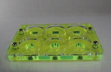 Slimline Atomic Green Vape Atty Stand and Organizer RDA RBA 510 Holder
