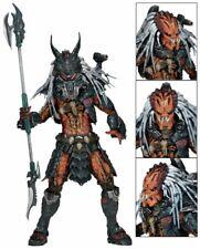 NECA Predator Kenner Deluxe Clan Leader Action Figure