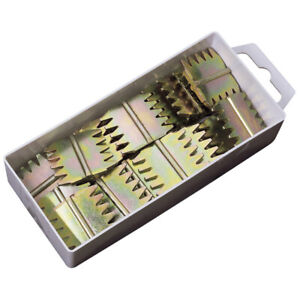 Draper Toothed Comb Scutches for Scutch Hammer/Chisel Bricklayers Tool