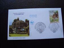 FRANCE - enveloppe 1er jour 7/11/2003 (luxembourg citadel st-esprit) (B1) french