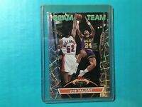 JEFF MALONE 1992-93 Topps Stadium Club Beam Team #10 Utah Jazz