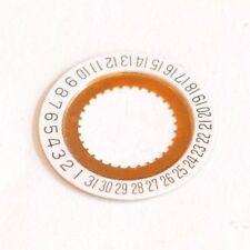 Disco data - Calendar wheel (Ref.2557.1) - Harley 705