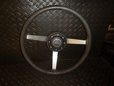 Jeep Cherokee Wrangler CJ YJ XJ      GREY Steering Wheel OEM  VINYL  FREE SHIP