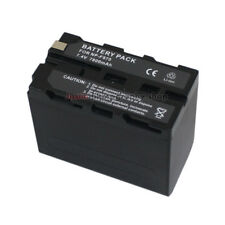 7.4V 7800mAh Battery For Sony NP-F970 NP-F960 NP-F770 Camcorder Vedio LED Light