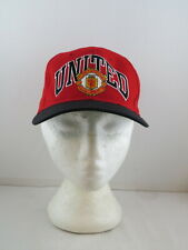 Manchester United Hat (VTG) - Arch Script by Yupong - Adult Snapback