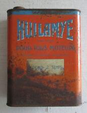 HUILAMYE : rare bidon d'huile pour tout moteur  1930-1950