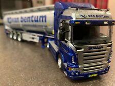WSI 9081 Scania Highline 4x2 W/116 LAG Van Bentum Intermodal Bulk Tanker 1:50