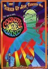 Turned Up and Turned On by Country Joe & the Fish/Country Joe McDonald (DVD,...