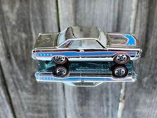 2007 HOT WHEELS SUPER CHROMES '65 PONTIAC GTO